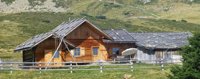 La nostra meta preferita – la nostra malga sull'Alpe di Villandro