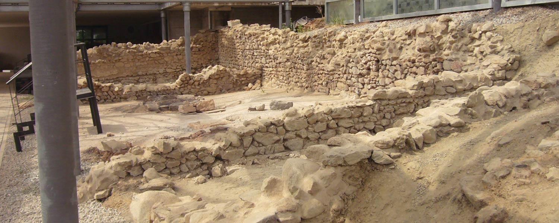 Archeopark in Villanders - auf den Spuren der Römer in den Ausgrabungen