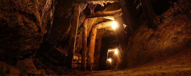 Entrate nella miniera di Villandro ed esplorate la galleria del monte di Pfundres